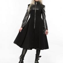 готическое пальто купить