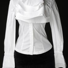 Готическая блуза